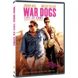 WAR DOGS: TIPII CU ARME / ARMS AND THE DUDES - DVD
