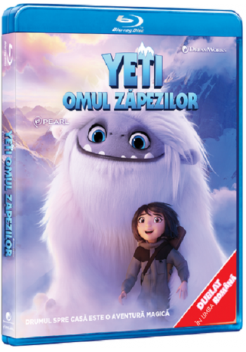 Yeti - Omul Zapezilor ( Blu-ray Disc)
