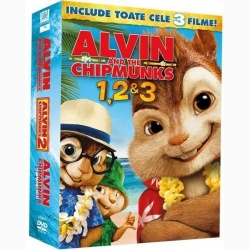 ALVIN TRILOGY (Box Set)