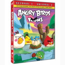 Angry Birds Sez. 1 Vol. 2 DVD