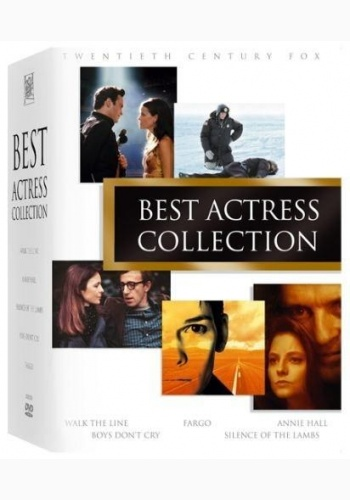 BEST ACTRESS COLLECTION (Pacht: 5 Discuri)