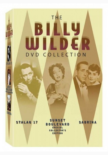BILLY WILDER COLLECTION (3 TITLURI)