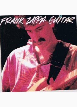 Frank Zappa - Guitar (2 Cd)