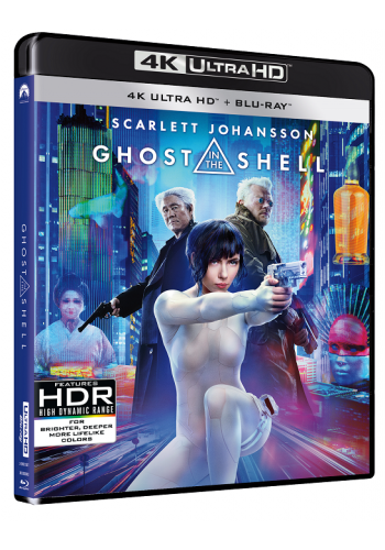Ghost In The Shell - BD4K