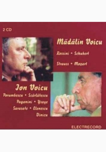 Ion Voicu & Mădălin Voicu - Strauss, Paganini, Dinicu