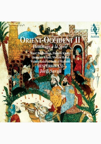 Orient Occident Ii - Hommage A La Syrie