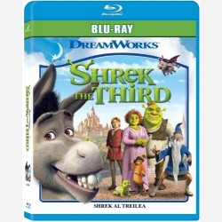 Shrek The Third - BD