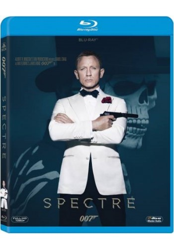 Spectre (James Bond 2015) Bluray