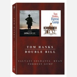 TOM HANKS BOX SET (2 TITLURI)