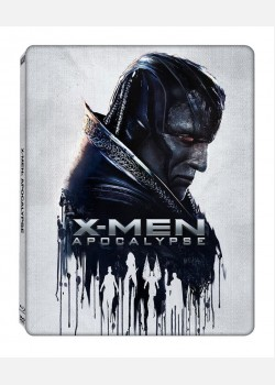 X-MEN: APOCALYPSE STEELBOOK  (3D+2D)
