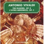 Antonio Vivaldi - The Seasons, L Estro Armonico