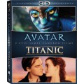 Avatar Și Titanic Box-Set 3D