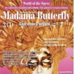 Giacomo Puccini - Madame Butterfly