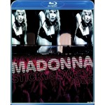 Madonna - The Sticky And Sweet Tour [Bluray + Cd]