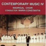 Madrigal - Contemporary Music