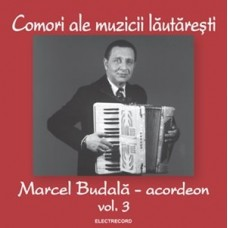 Marcel Budală - Acordeon Vol3