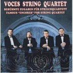 Voces String Quartet - Famous Encores For String Quartet